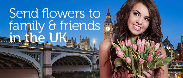 Order Flowers from UK Florists